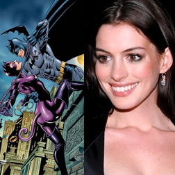 Anne Hathaway to play Catwoman