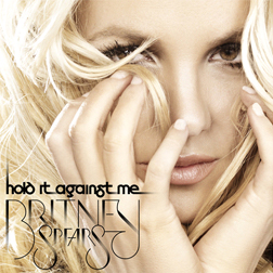 Britney's new official artwork