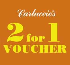 <b>2-4-1 at Carluccio�...</b>