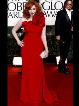 <b>Golden Globe Fashion...</b>