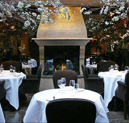 Clos Maggiore - The most romantic restaurant in London