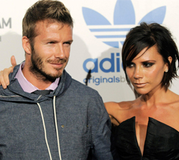 <b>Beckhams Expecting A...</b>