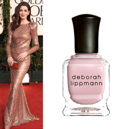 Deborah Lippmann - I Dreamed You - on Anne Hathaway
