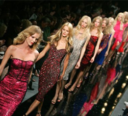 Fashion Week runways will be monitored