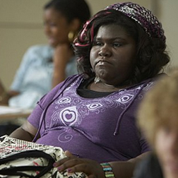 Gabourey Sidibe in The Big C