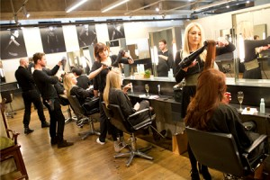 Handpicked Media event at Aveda Concept Store in High Holborn