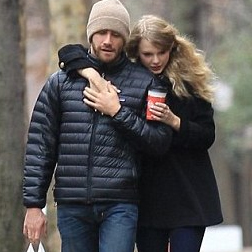 Jake Gyllenhaal and Taylor Swift