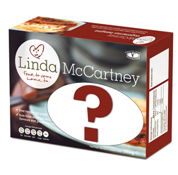 <b>McCartney Wants Meat...</b>