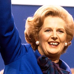 Margaret Thatcher: Blue Belle