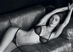Megan Fox for Armani SS11