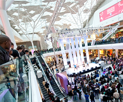 My2010 event at Westfield last year