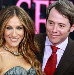 Sarah Jessica Parker and Matthew Broderick - Aries