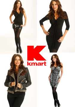 Sofia Vergara for Kmart