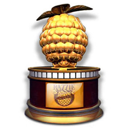 <b>The 2011 Golden Rasp...</b>
