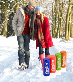Win a break with Vaseline Lip Therapy sticks