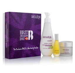 BRITs Limited Collection from Decleor