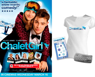 <b>WIN CHALET GIRL GOOD...</b>