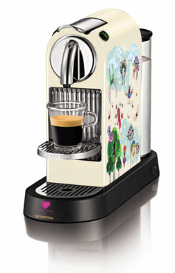 CitiZ Manish Arora for Nespresso