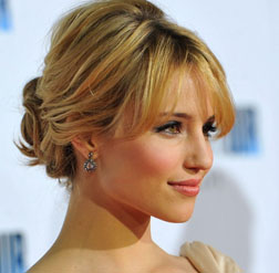 Dianna Agron at the I Am Number Four premiere