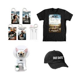 <b>WIN DUE DATE GOODIES...</b>
