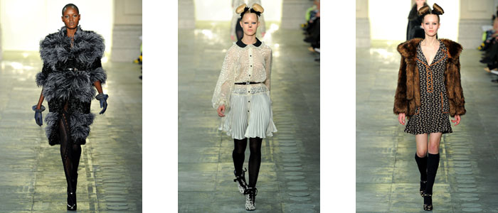 <b>LFW: TopShop Unique...</b>