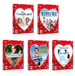 Valentine's DVD editions