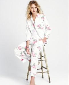 Vintage Rose Pjamas