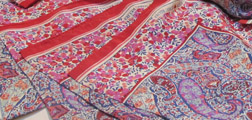 Pink Liberty Comic Relief Scarf
