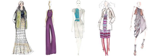 Pantone fall fashion report 2011