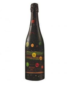 Amadou Sow's design for theTaittinger Collection