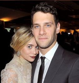 Ashley Olsen and Jason Bartha Split