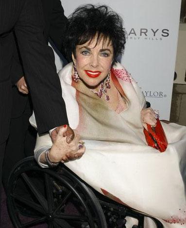 <b>Elizabeth Taylor Die...</b>