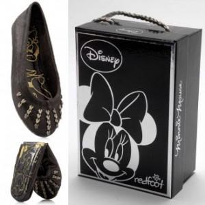 Disney Studded Black Pumps