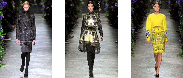 <b>PFW: Givenchy...</b>