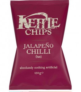 Jalapeno Chilli Kettle Chips