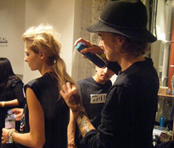 <b>Backstage Show Hair ...</b>