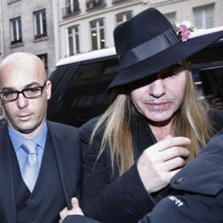 <b>Galliano Sacked From...</b>