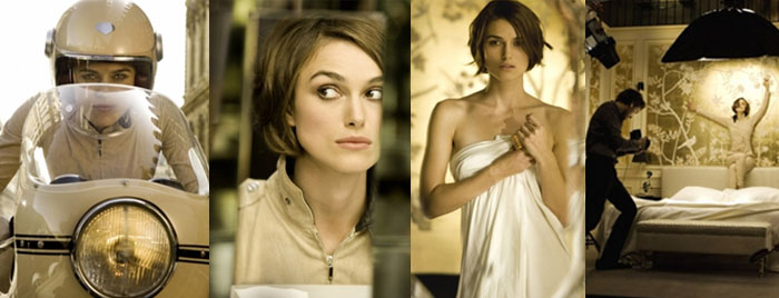 Keira Knightley for Coco Madmoiselle