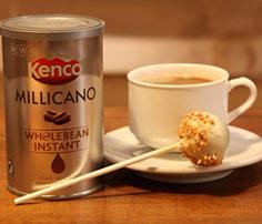 Kenco Miilicano and the Millipop
