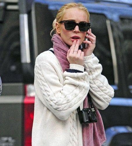 <b>Call Me Lindsay...</b>