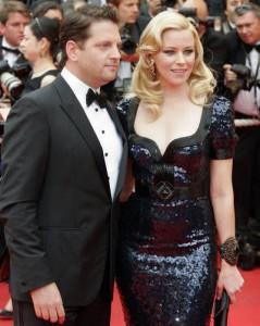 Max Handelman and Elizabeth Banks