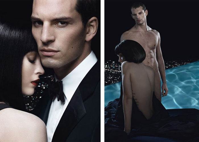 Megan Fox for Armani Code