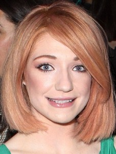 Nicola Roberts before her makeover