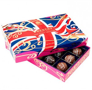 Presdat Union Jack Box