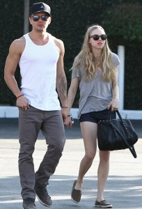 Ryan Phillipe and Amanda Seyfried