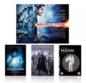 Source Code DVD pack