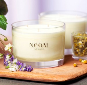 The NEOM Inspiration Candle