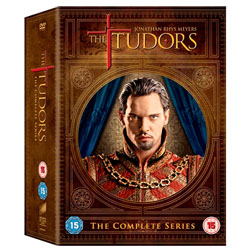 The Tudors complete box set