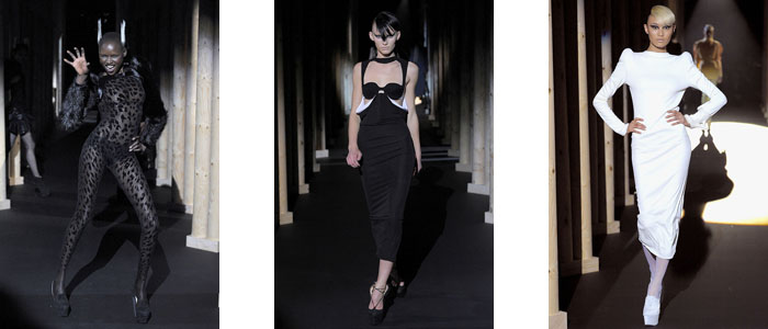 <b>PFW: Thierry Mugler...</b>