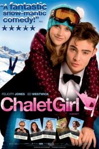 Chalet Girl movie poster